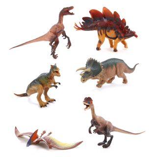 Динозавры в ас-те Jurassic Park, дисплей.