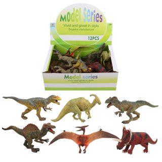 Динозавры в ас-те, дисплей.