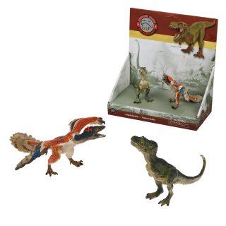 Набор динозавров, коробка