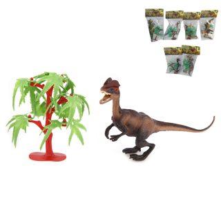 Фигурка Динозавра, в ассортименте, пакет