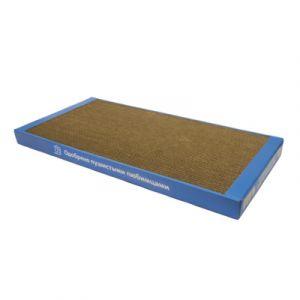 Когтеточка-лежанка Yami-Yami картонная для кошек 50х24см