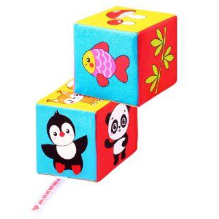 Мякиши кубики Кто что ест