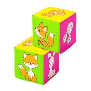 Мякиши кубики Мама и Мылыш