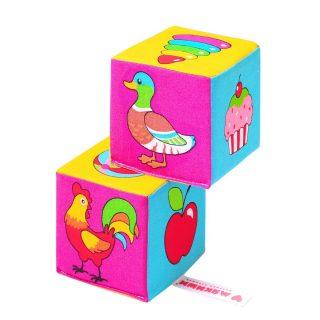 Мякиши кубики Найди пару