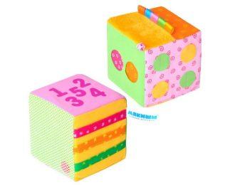 Мякиши Математический кубик