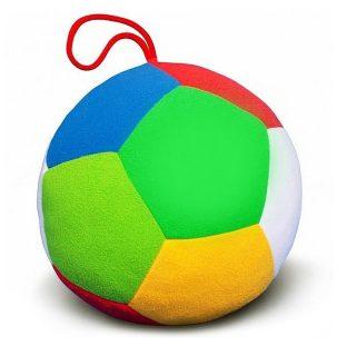 Мякиши Футбол с погремушкой