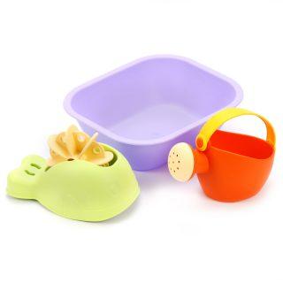 Набор для ванной №5 (ванночка, китик, лейка малая), в асс-те