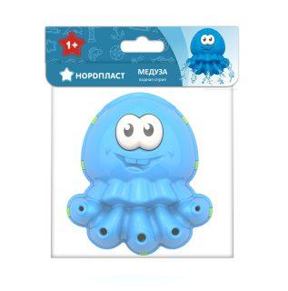 Игрушка для ванны Медуза
