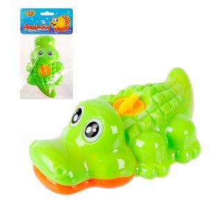 Крокодильчик заводной, пакет