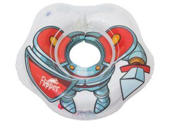 Круг на шею Flipper для купания малышей Рыцарь