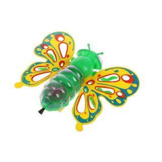 Заводная бабочка, свет, эл.пит.AG3*2шт. вх.в комплект