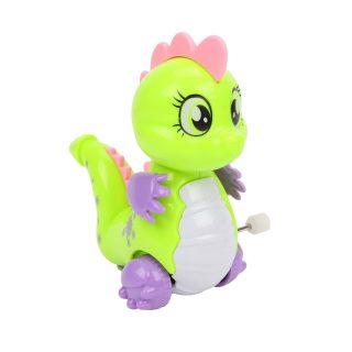Игрушка заводная Динозаврик, пакет