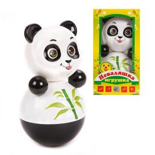 Игрушка-неваляшка Панда, 22 см