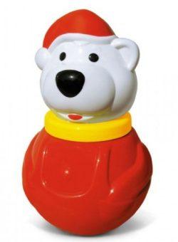 Неваляшка малая Белый медведь -2