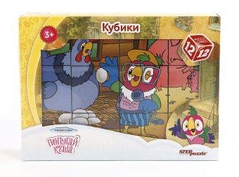 Куб 12 Попугай Кеша