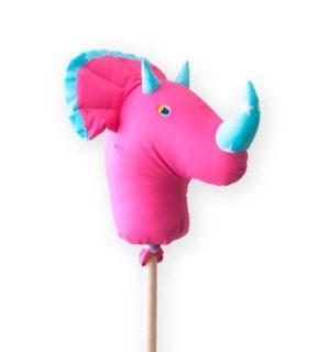 Динозавр-скакалка Маргоша