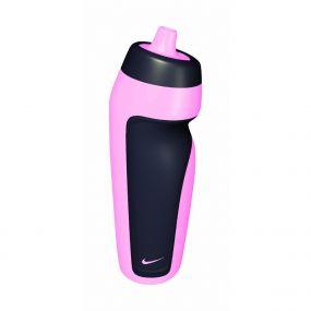 Светло-розовая спортивная бутылка для воды Nike sport water bottle 9.341.009.623