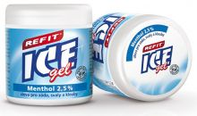 Охлаждающий гель Refit Ice Gel MAX Ментол 2,5% 230 мл