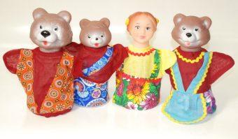 Кук.театр Три медведя пакет