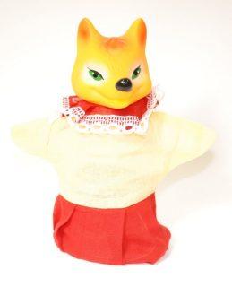 Кук.перчатка Лиса