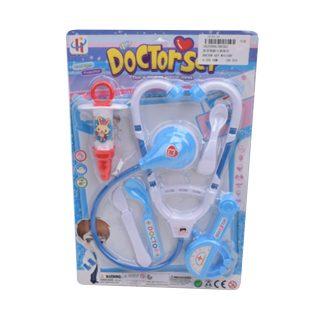 Игровой набор Доктор 6 предм., блистер
