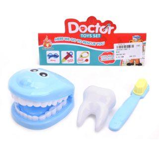 Набор стоматолога 3 предм., пакет