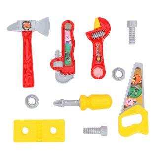 Набор инструментов, 10 деталей, пакет