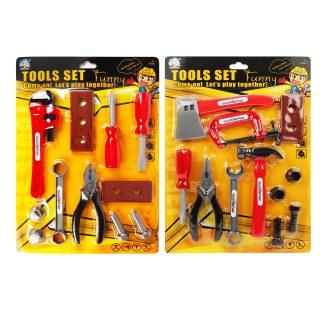 Набор инструментов, 11 предметов,  в ассортименте