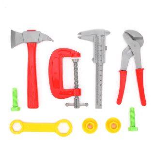 Набор инструментов, 9 предметов, пакет