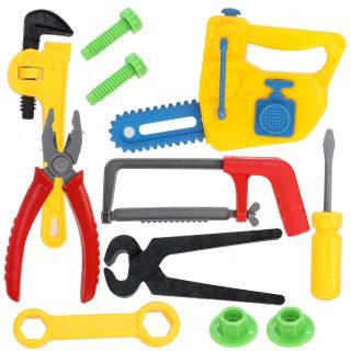 Набор инструментов. 11 предметов, пакет