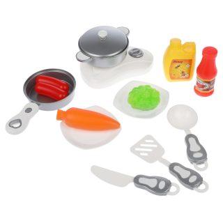 Игровой набор Посуда, в компл. 14 предм., пакет