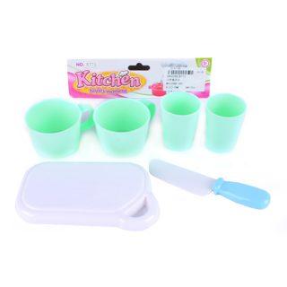 Игровой набор Посуда, в компл. 6 предм., пакет