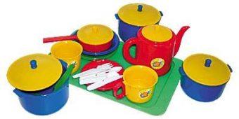 Набор посуды Хозяюшка большой