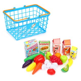 Набор Супермаркет в корзинке