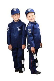 Набор ДПС 2 (штаны, куртка, кепка, жезл, наручники, удостоверение)