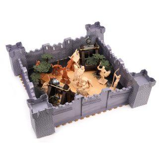 Игровой набор Взятие крепости 1291 года