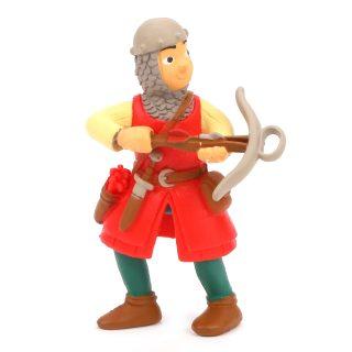 Фигурка Cредневековый воин с арбалетом, пакет