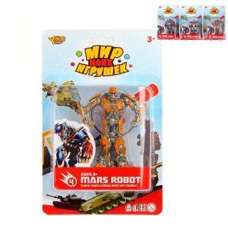 Фигурка Робот 11 см, в ассортименте, блистер