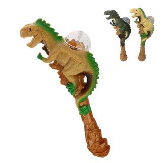 Светящаяся палочка Динозавр, эл.пит. АА*3 не вх.в компл., в ассорт., пакет