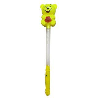 Светящаяся палочка Мишка 36 см, эл.пит.3*AG10 вх.в комплект, пакет