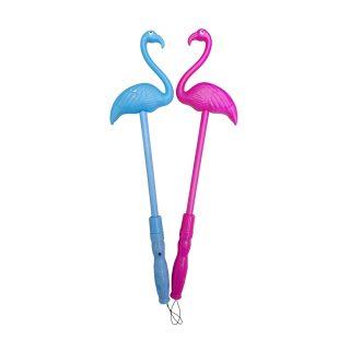 Светящаяся палочка Фламинго 36 см в асс., эл.пит.3*AG10 вх.в комплект, пакет