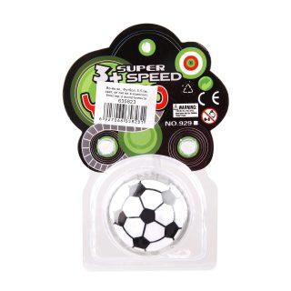 Йо-йо эл., Футбол, 5,5 см, свет, эл.пит.вх.в комплект, блистер, в ассортименте