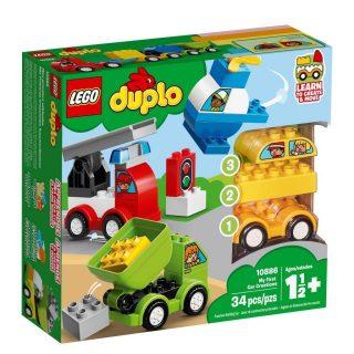 Констр-р LEGO DUPLO My First Мои первые машинки