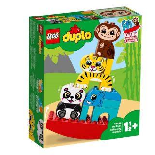 Констр-р LEGO DUPLO My First Мои первые цирковые животные