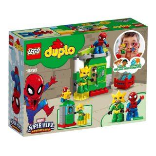Констр-р LEGO DUPLO Super Heroes Человек-паук против Электро