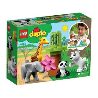 Констр-р LEGO DUPLO Town Детишки животных
