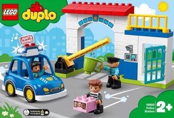 Констр-р LEGO DUPLO Town Полицейский участок