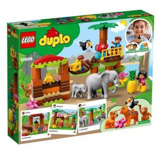 Констр-р LEGO DUPLO Town Тропический остров