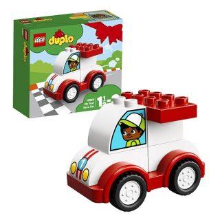 Констр-р LEGO Duplo Мой первый гоночный автомобиль