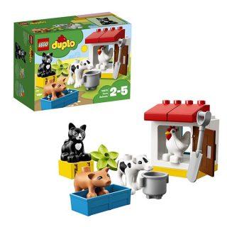 Констр-р LEGO Duplo Ферма: домашние животные